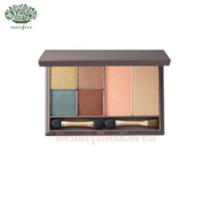 INNISFREE Haseul's Girl Crush Make Up Set with My Palette Medium [My Palette-Autumn Warm Dark]